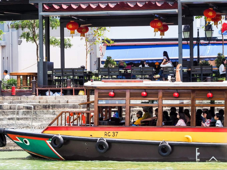 Singapore Marina Bay River Cruise