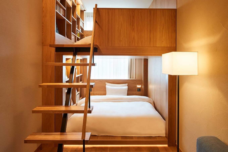 Muji Hotel Ginza in Japan