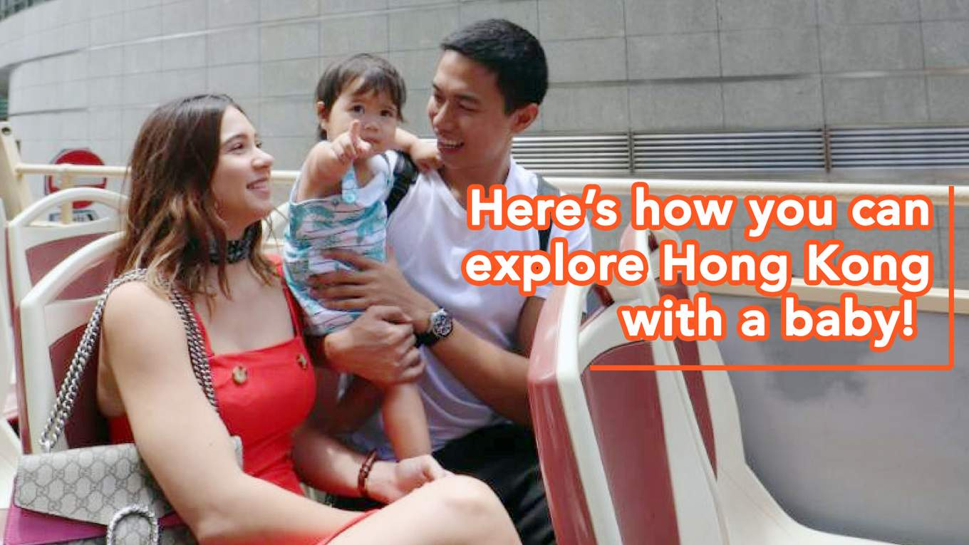 Here's how you can explore Hong Kong Travel with a baby copy