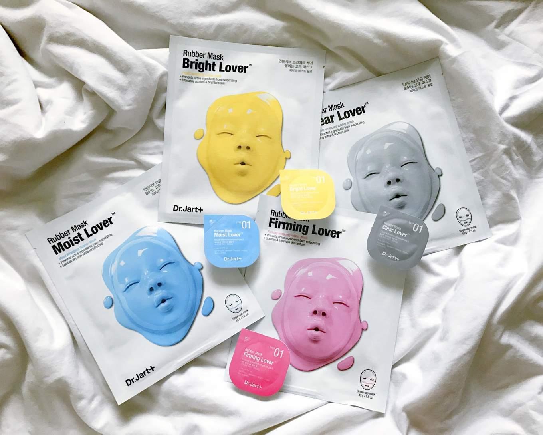 Korean Beauty Products Dr. Jart Rubber Lover Mask