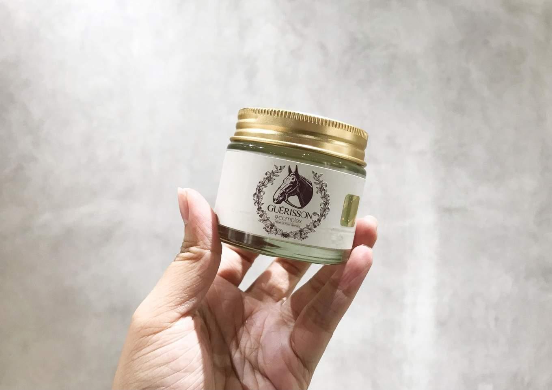Korean Beauty Products Guerisson 9 Complex Cream