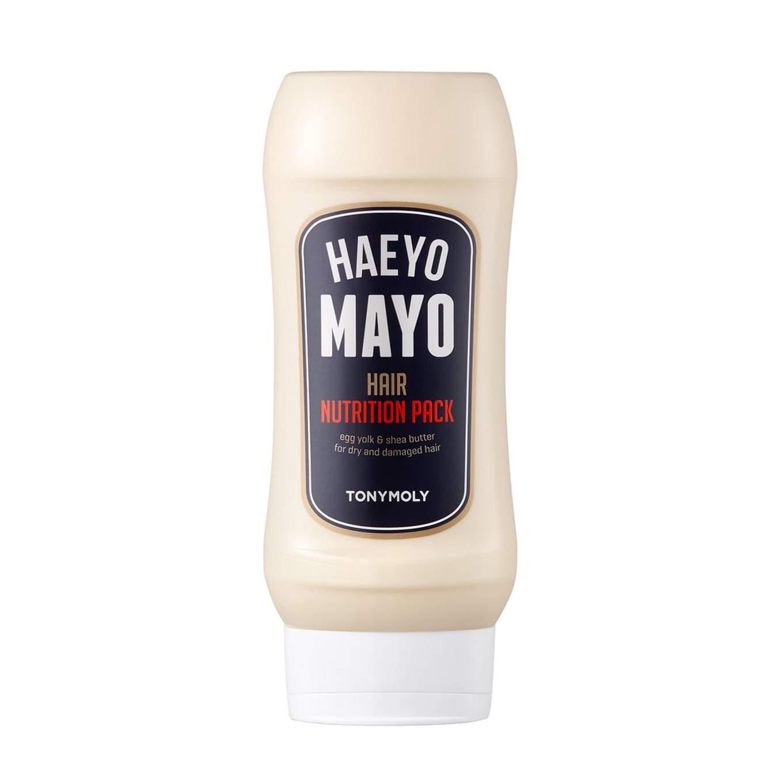 Korean Beauty Products TONY MOLY Haeyo Mayo Hair mask