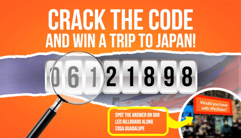 Klook Win A Trip To Japan EDSA