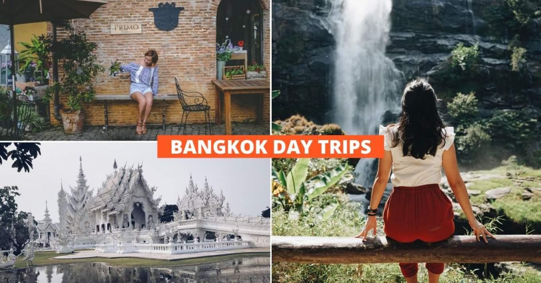 BANGKOK DAY TRIPS 1