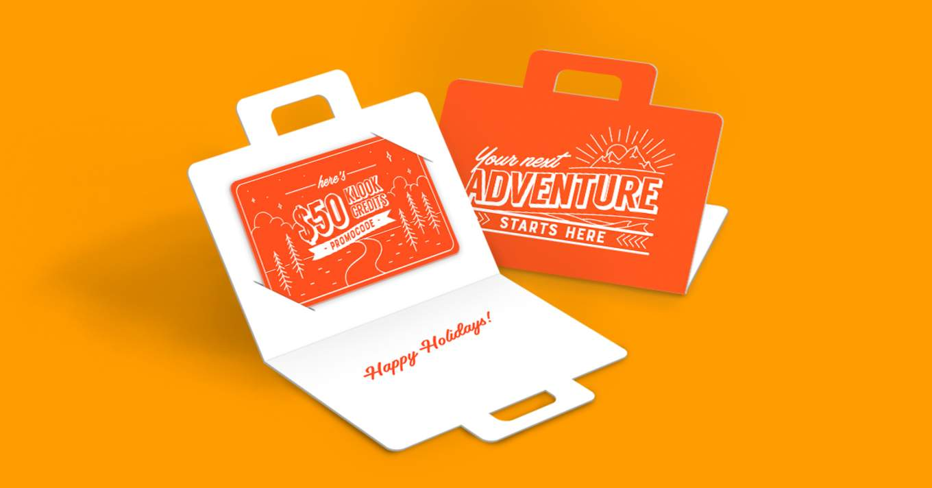 Here S Why The Klook Christmas Travel Gift Card Is The Perfect Present Klook Travel Blog