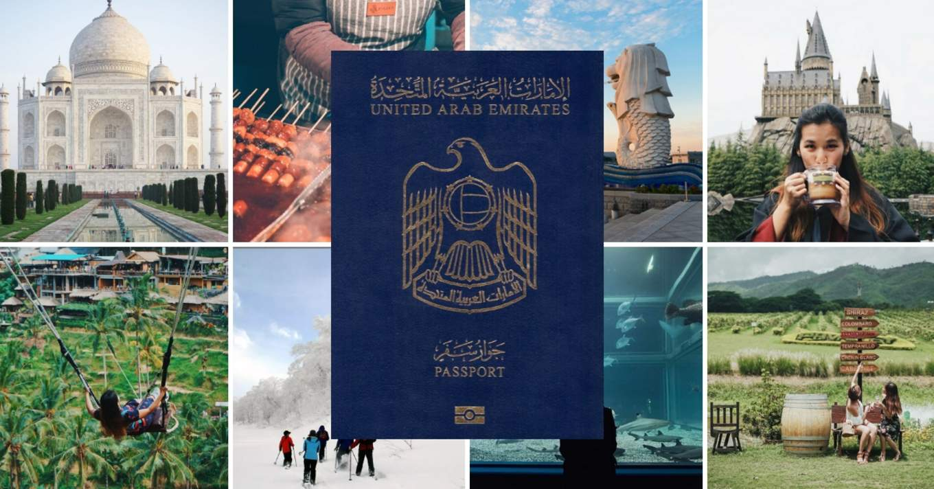UAE Passport 9