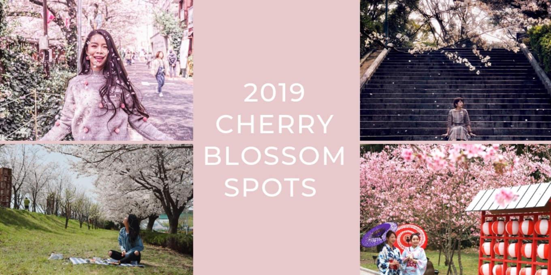 COVER Cherry Blossom Spots 2019