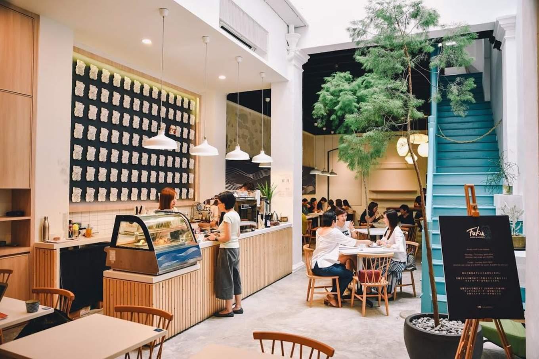 Fuku Eatery Interior