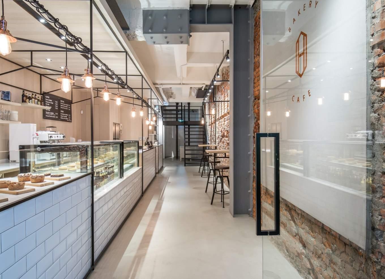 Heritage Bakery interior