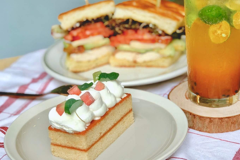Heritage Bakery Guava Cake
