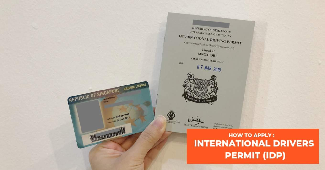 International drivers permit singapore 4 - How To Get International Drivers License In South Africa