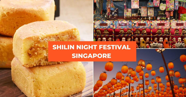 Shilin Night Festival Singapore 6