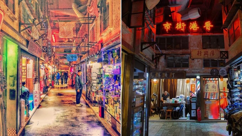 hong kong market yat tung