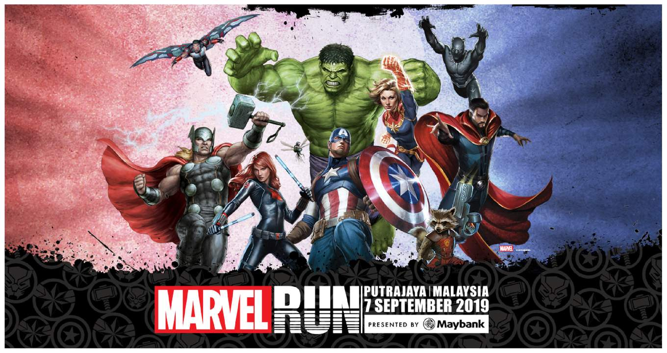 Marvel FB preview