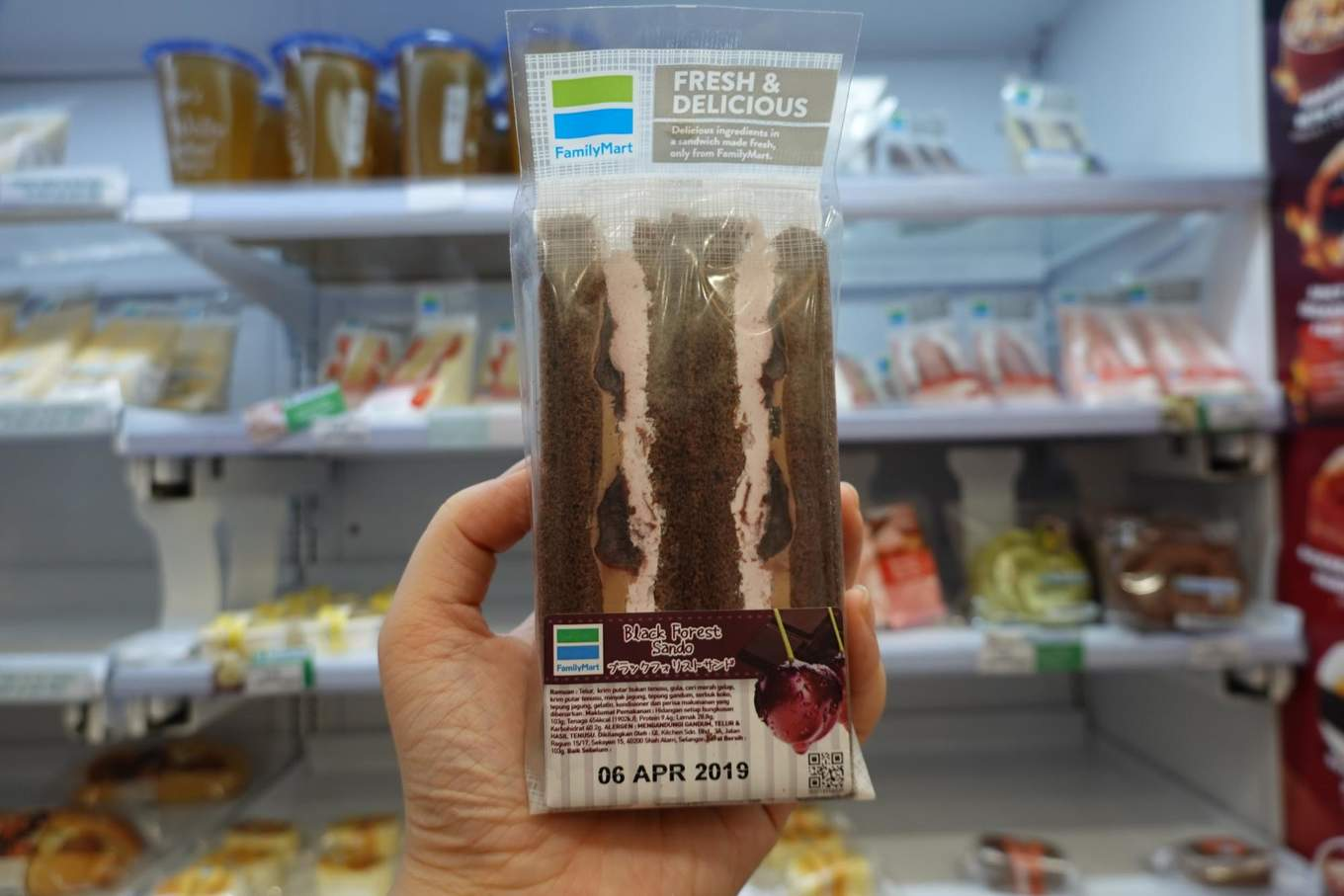 18 Must Buy Food Items From Familymart Malaysia Klook Travel Blog