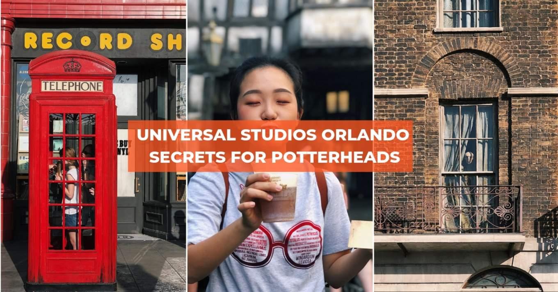universal studios orlando harry potter 1