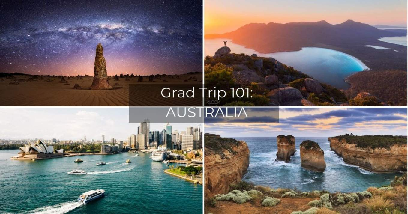 COLLAGE Aussie Grad Trip 1