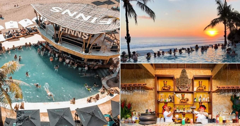 COVER Bali Beach Clubs