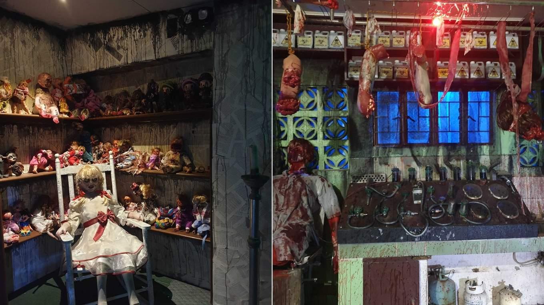 Inside Asylum Manila S Newest Haunted House Attraction Klook Travel Blog