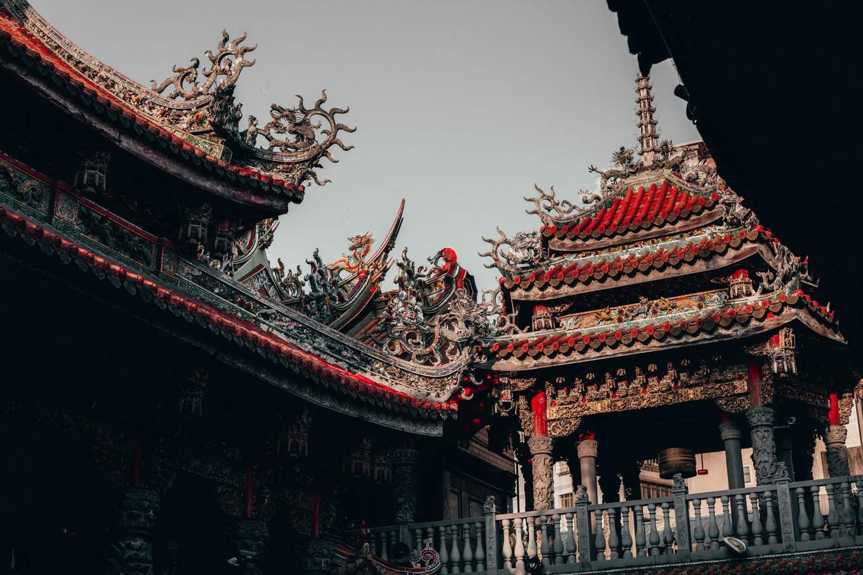 taipei temples