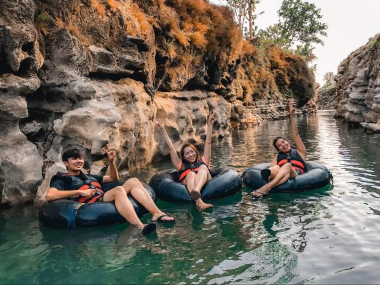 yogyakarta budget guide river tubing