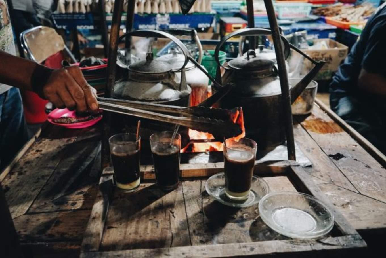 yogyakarta charocal coffee
