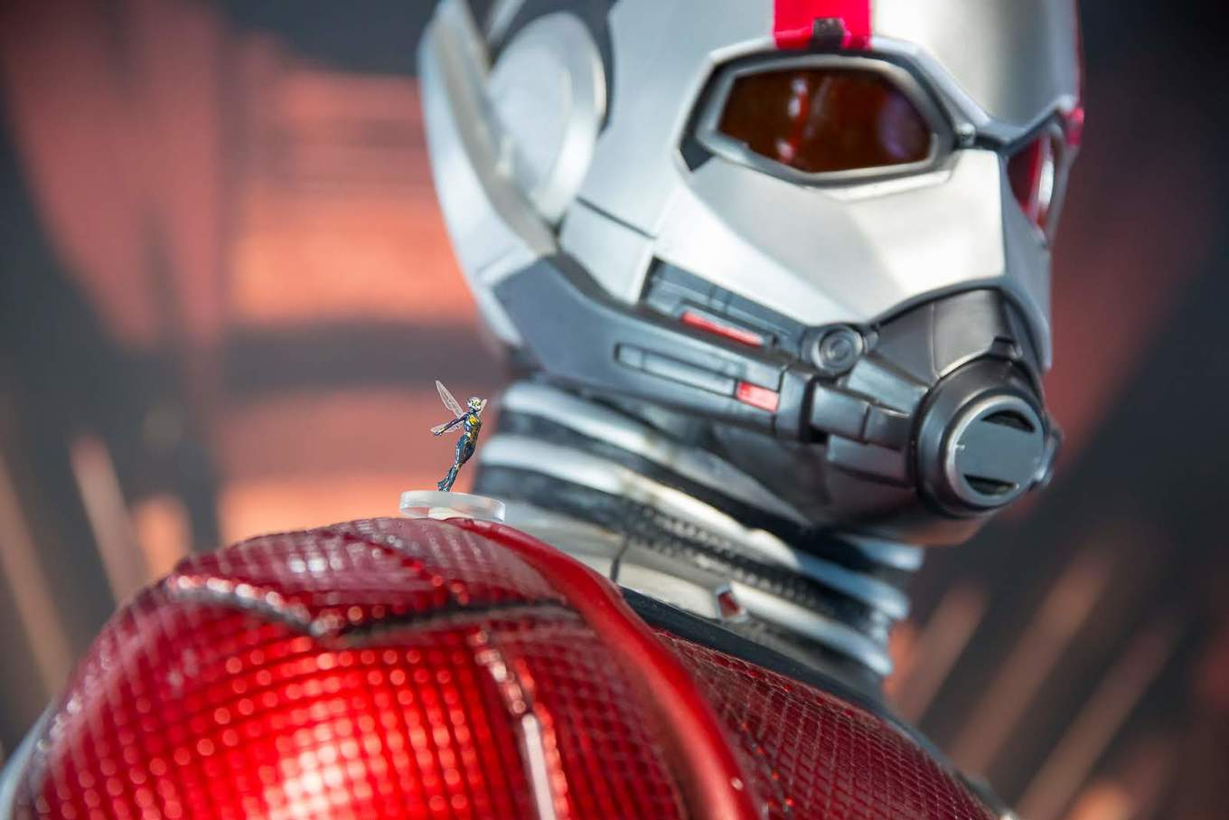 marvel exhibition ant man mini wasp