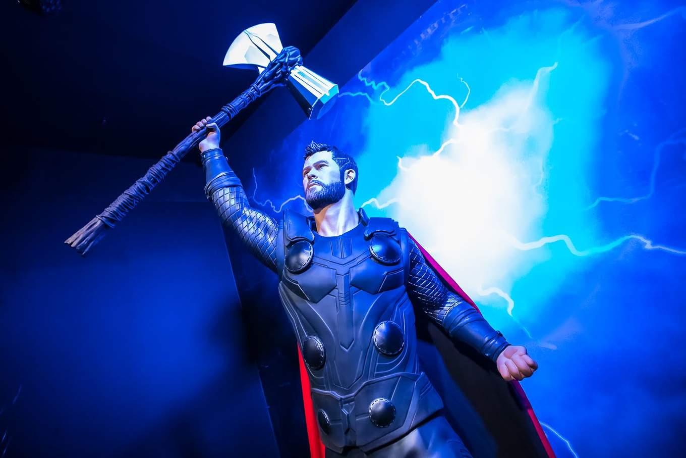 marvel exhibition thor