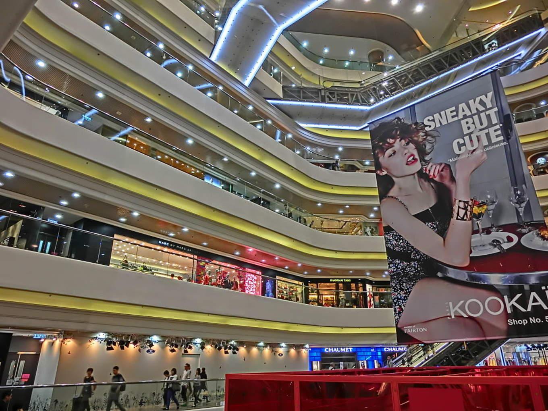 shopping hong kong