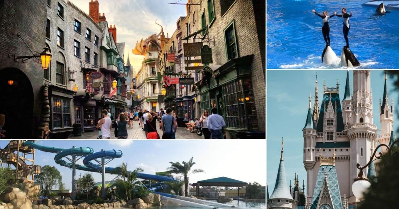 best theme parks orlando