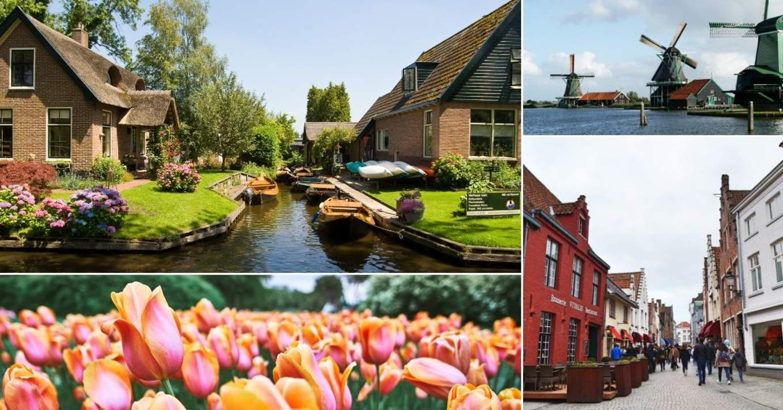 day trips amsterdam