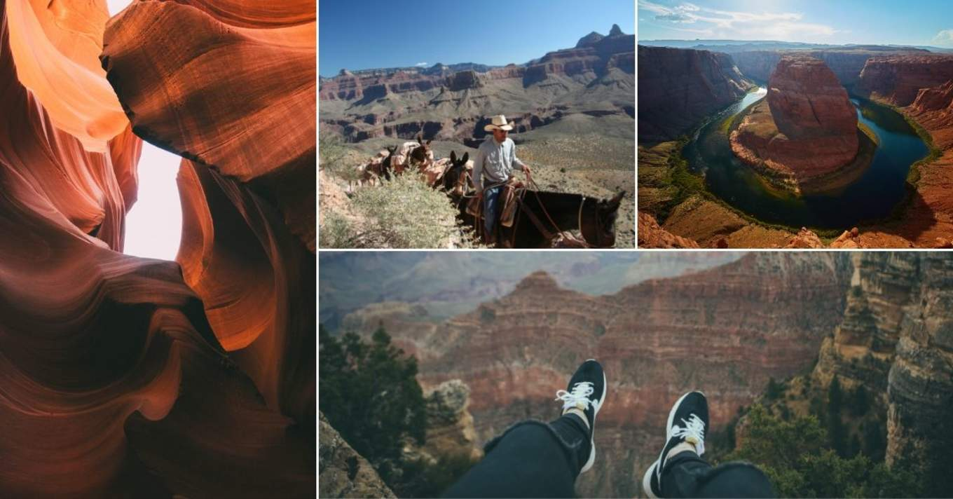 how to explore grand canyon
