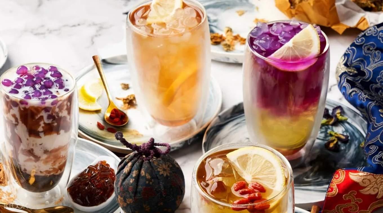 Dessert drinks from TAROTO Dessert