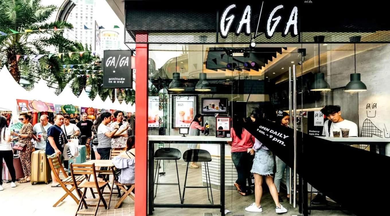 GAGA Shopfront