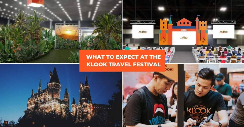 Klook Travel Festival Singapore 3