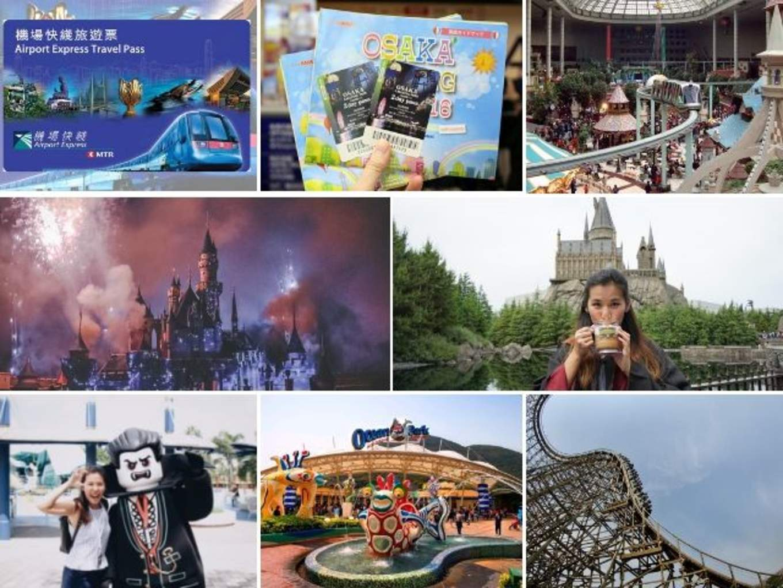 klook travel festival singapore flash deals