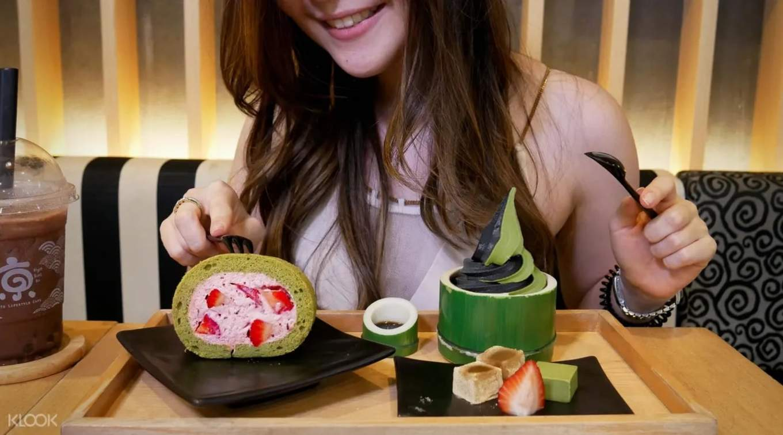 Kyo Roll En Dessert Cafe