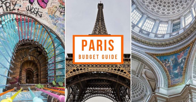 paris budget guide cover image