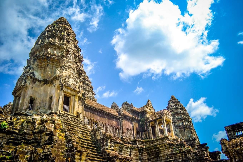 Architecture Ancient Building Temple Cambodia 691447