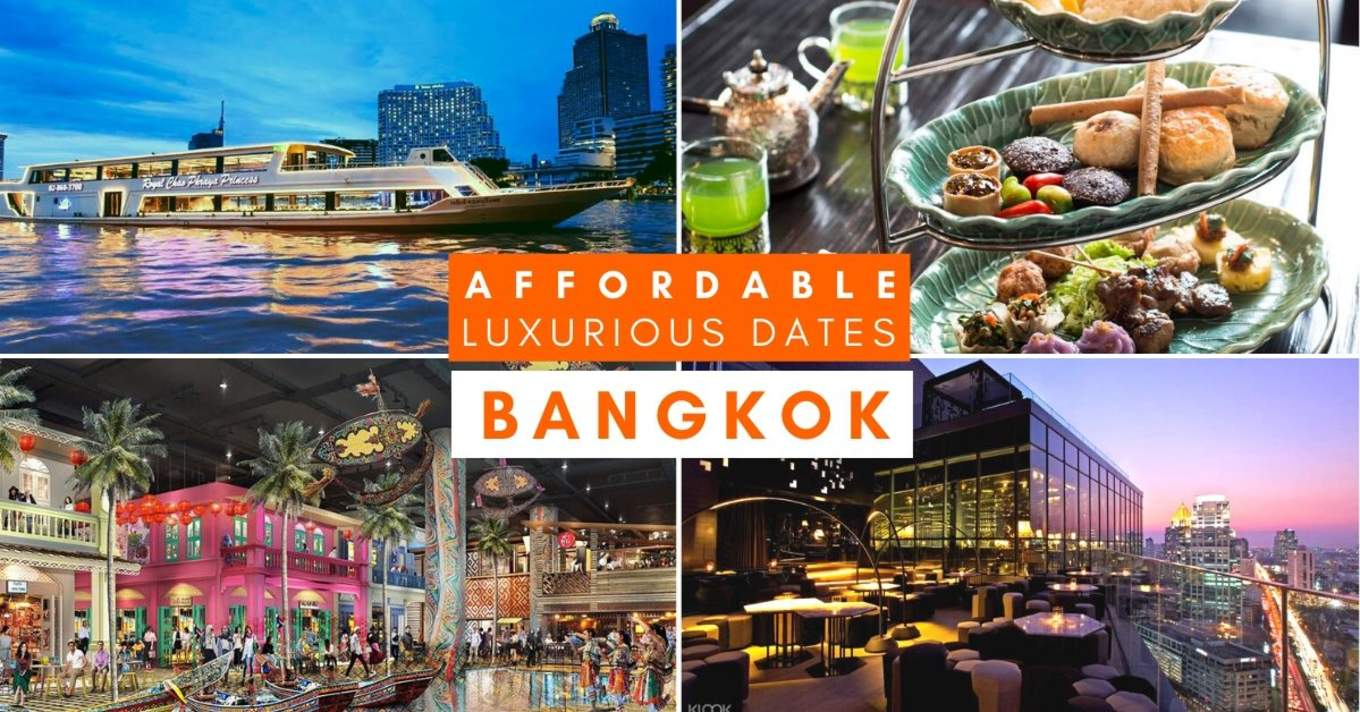 luxurious date nights bangkok cover