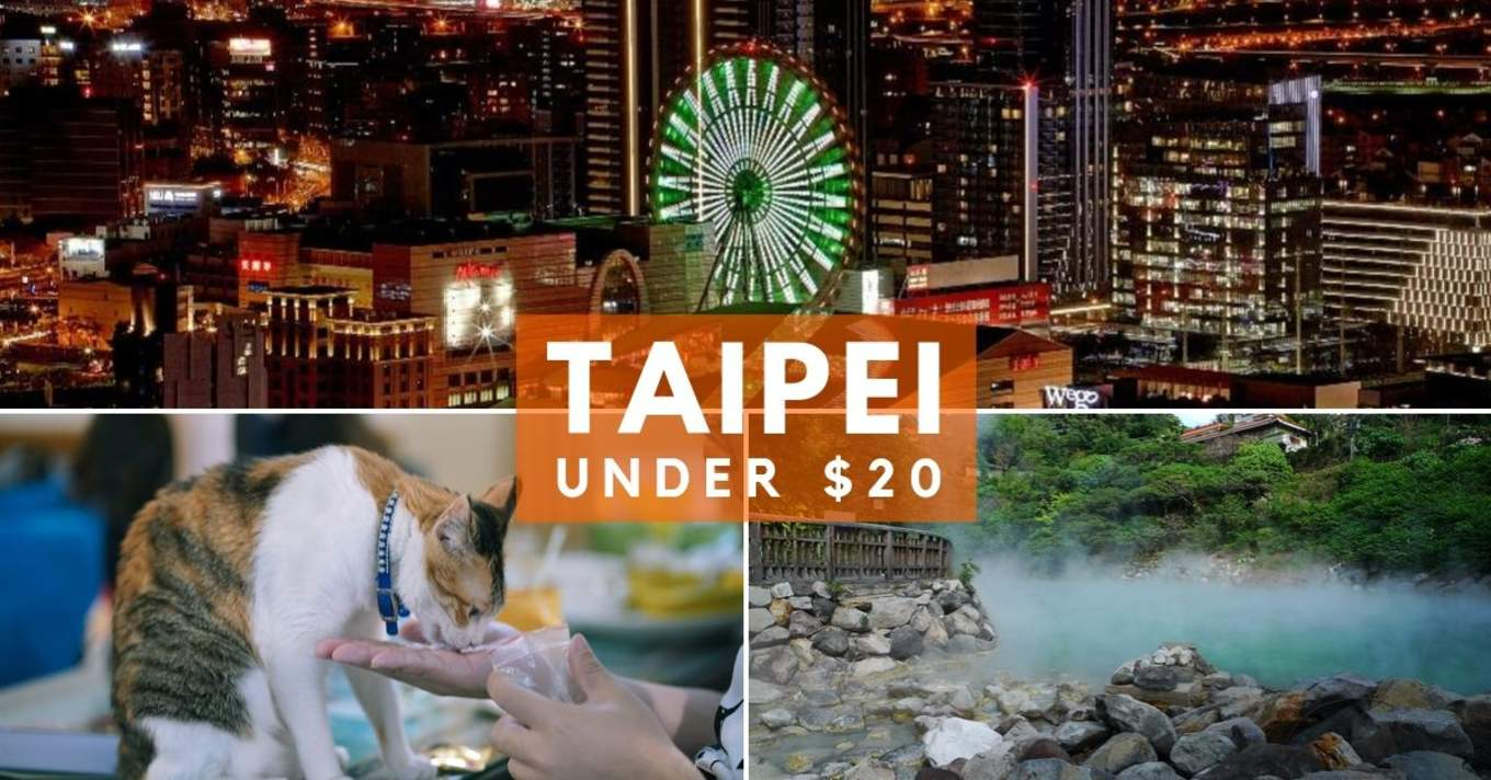 under 20 taipei cover image