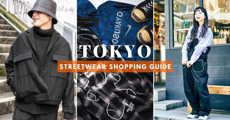 tokyo streetwear cover