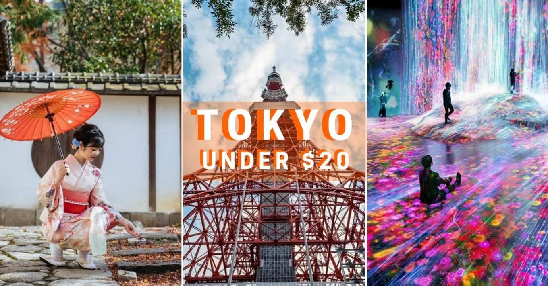 tokyo under 20