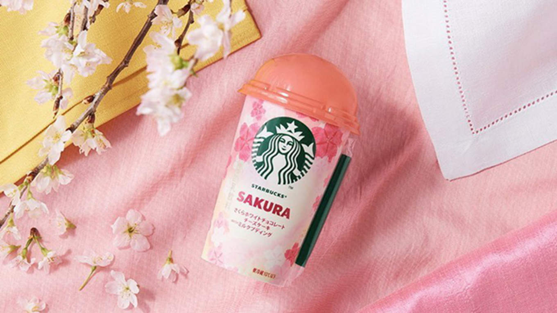 Starbucks Sakura 2020 Japan Drink