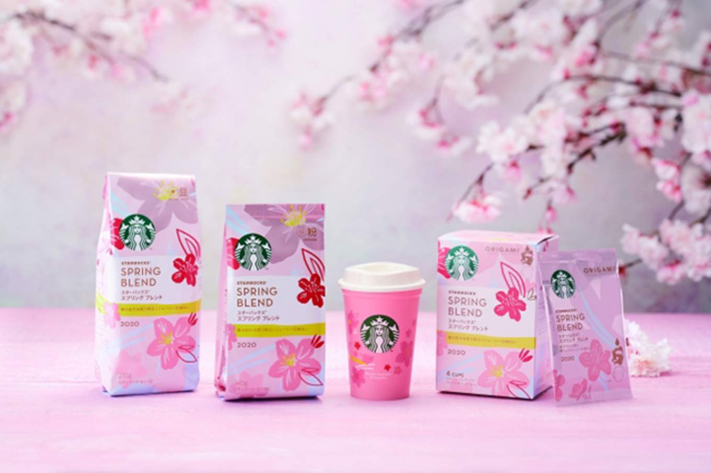 Starbucks Spring Blend