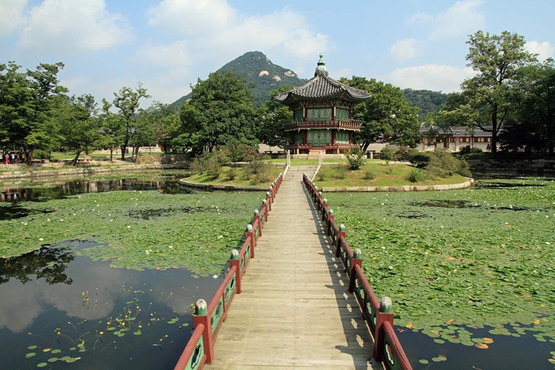 Seoul - Gyeongbokgung Palace (Inside)