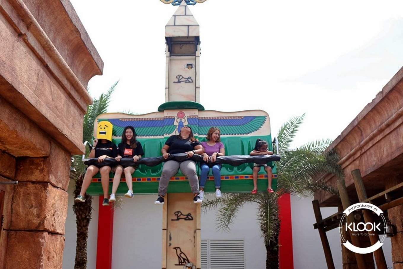 Beetle Bounce at Land of Adventure