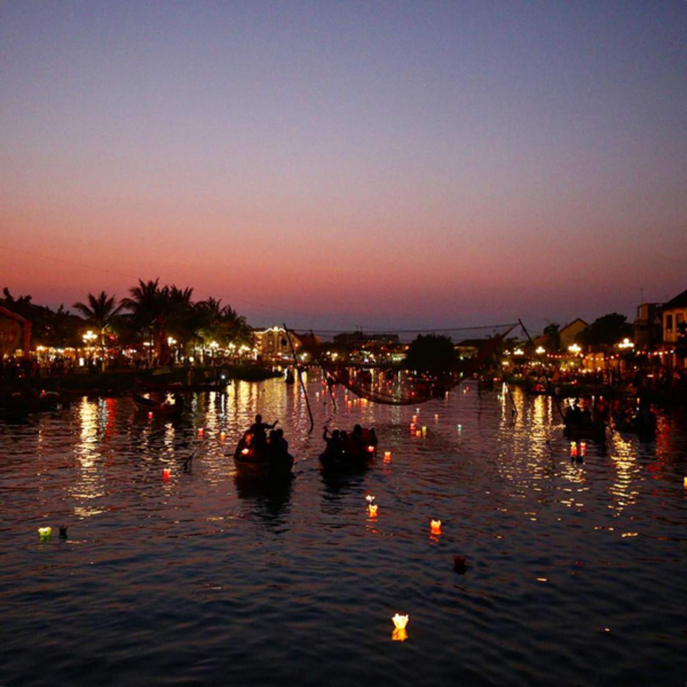 Hoi An Full Month Festival