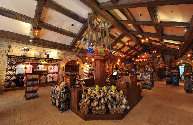 Fairy Godmother's Potion Shop