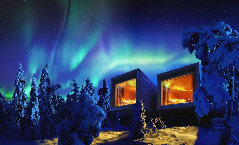 Arctic Treehouse Hotel